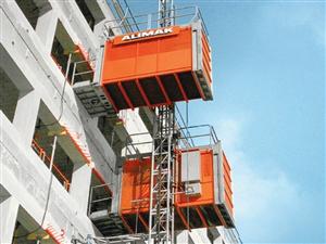 Tìm hiểu cấu tạo và nguyên lý hoạt động của vận thăng nâng hàng