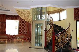 Ưu điểm của thang máy gia đình
