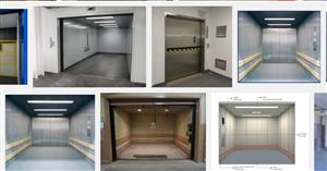 Một số thông tin về thang máy tải hàng