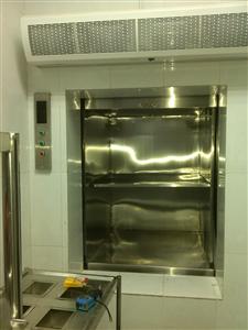 Thang tời thực phẩm NT100-3