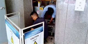Bảo hành, bảo trì thang máy