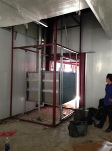 Dịch vụ nâng cấp thang máy chở hàng